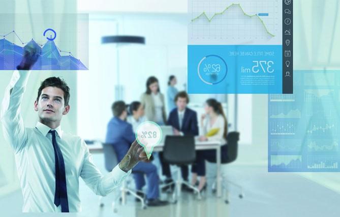 Monitor táctil interactivo para salas de reuniones
