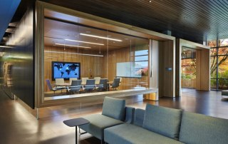 Sala de reuniones moderna
