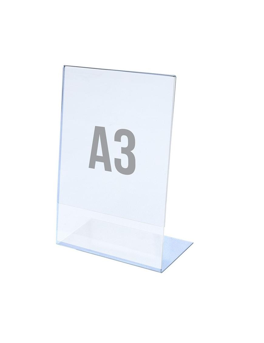presentoir de bureau a3v