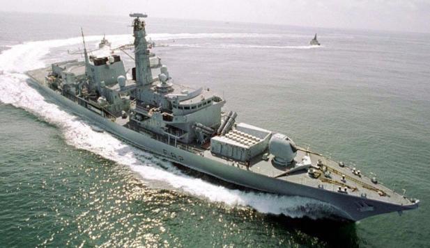 Resultado de imagem para fragatas britanicas usadas