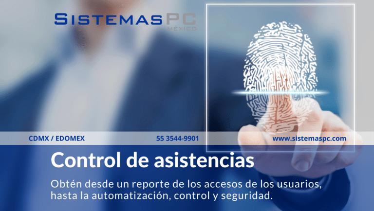 Control de asistencias laboral para el registro de entradas y salidas