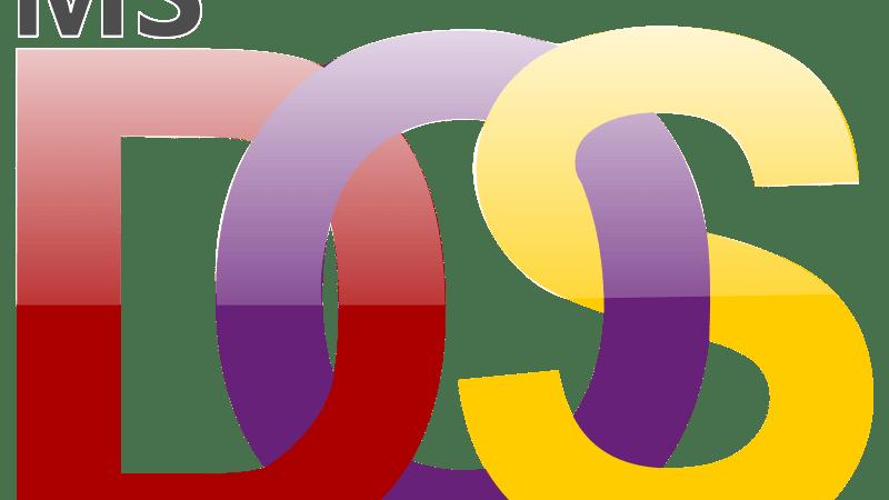 Introducción al sistema operativo MS-DOS. (Intérprete de comandos Windows) Parte I