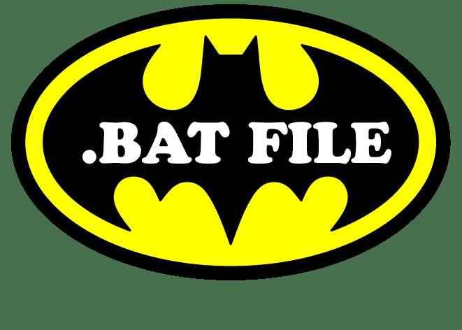 """T4-Enunciados ficheros por lotes """".bat"""""""