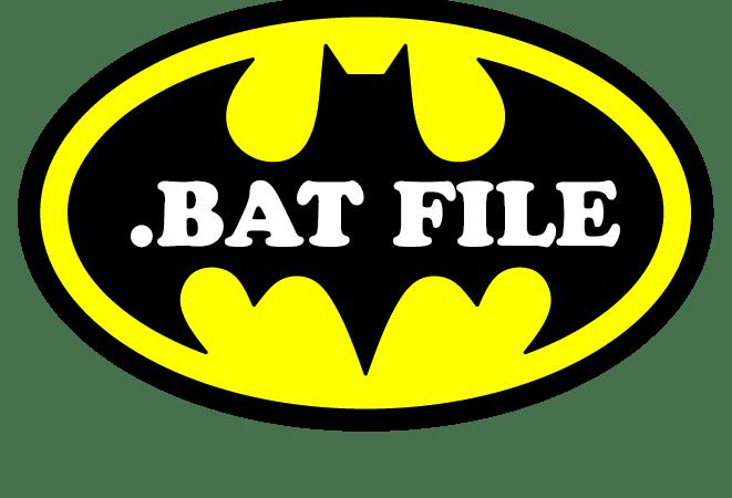 Enunciados y soluciones de ejercicios de ficheros por lotes