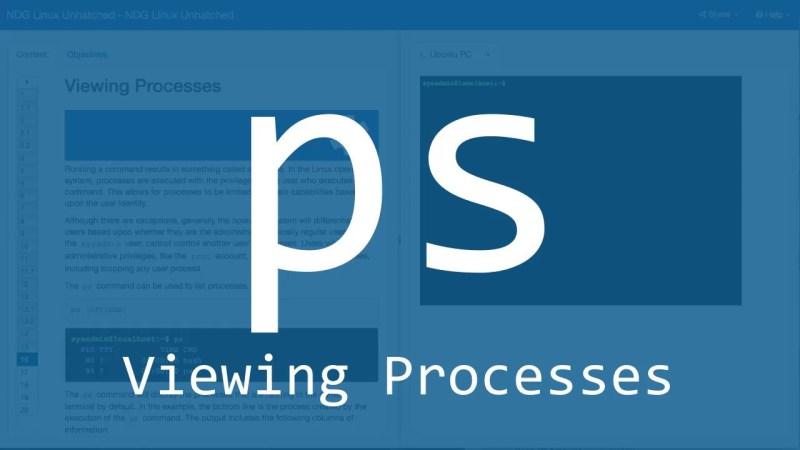 Procesos en primer y segundo plano en Linux