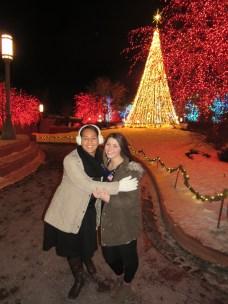 last night of the lights!!! #moresleepnow