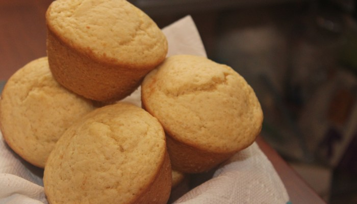 The Best Basic Muffins