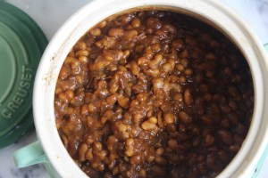 Easy and Delicious Baked Beans