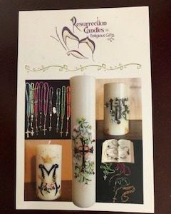 Blessed Devotional Candles - Click to see 14 different candles to choose from.