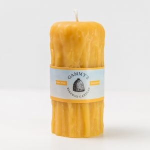 Exorcism Blessed 100% Beeswax Candles