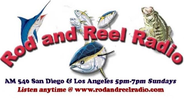 Rod and Reel Radio-California