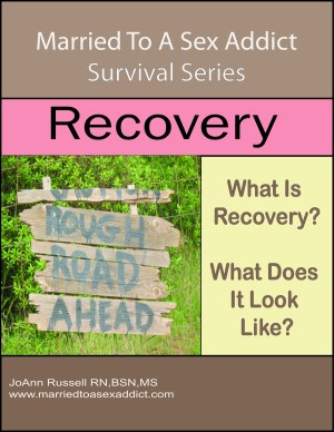 Recovery eBook cover
