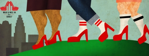 Walk A Mile In Her Shoes | Bring Awareness To Sexual Violence