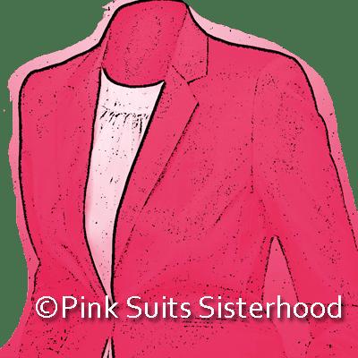 Pink Suits Sisterhood