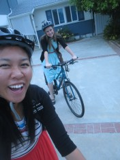 BIKING IN SUNLAND HOLLER. Because no one has done it in forever.