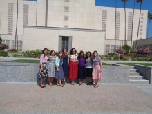 All the STLs. Haha I love Sister Murdock. It was super sunny