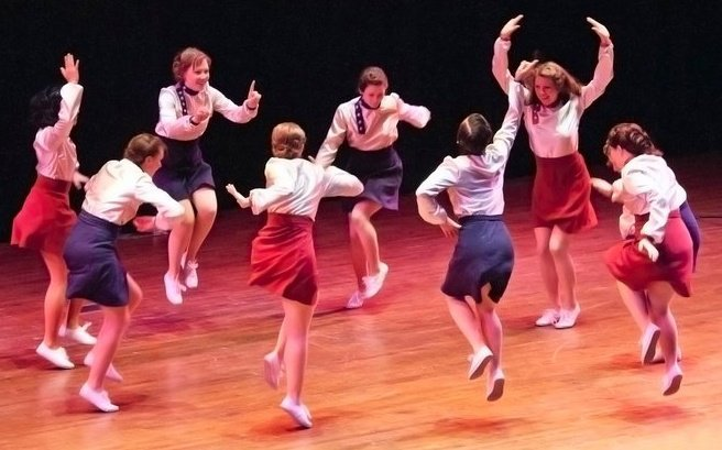 Every Tub Choreography performed at Camp Jitterbug's Jump Session Show