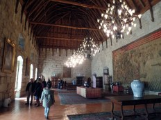 The Palace of the Dukes of Braganza
