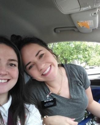 Week 21 Sister Hicken