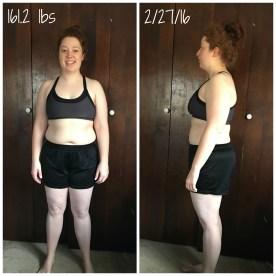 2016-2-27 161.2 lbs Both 2