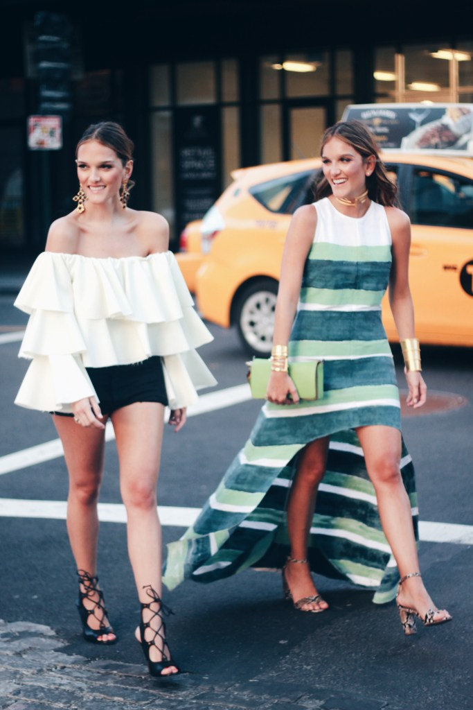Sisterly Style New York With Coach