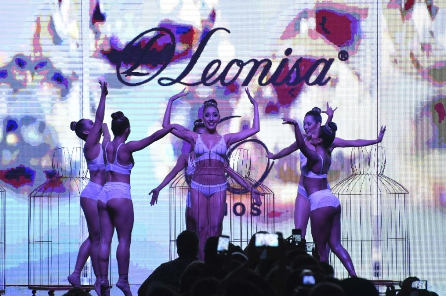 Leonisa 60 años Colombiamoda 2016