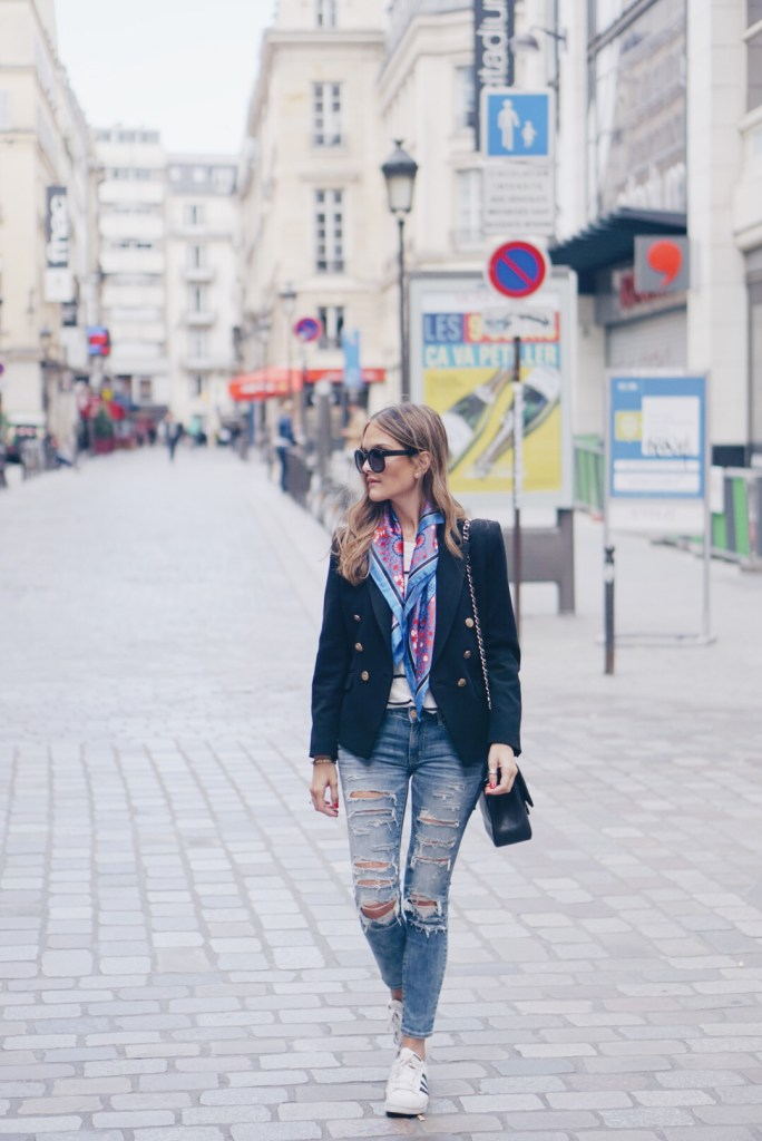 Sisterly Style In Paris Day 1