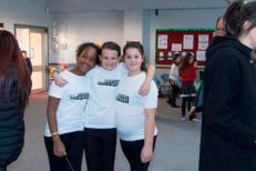 three girls good