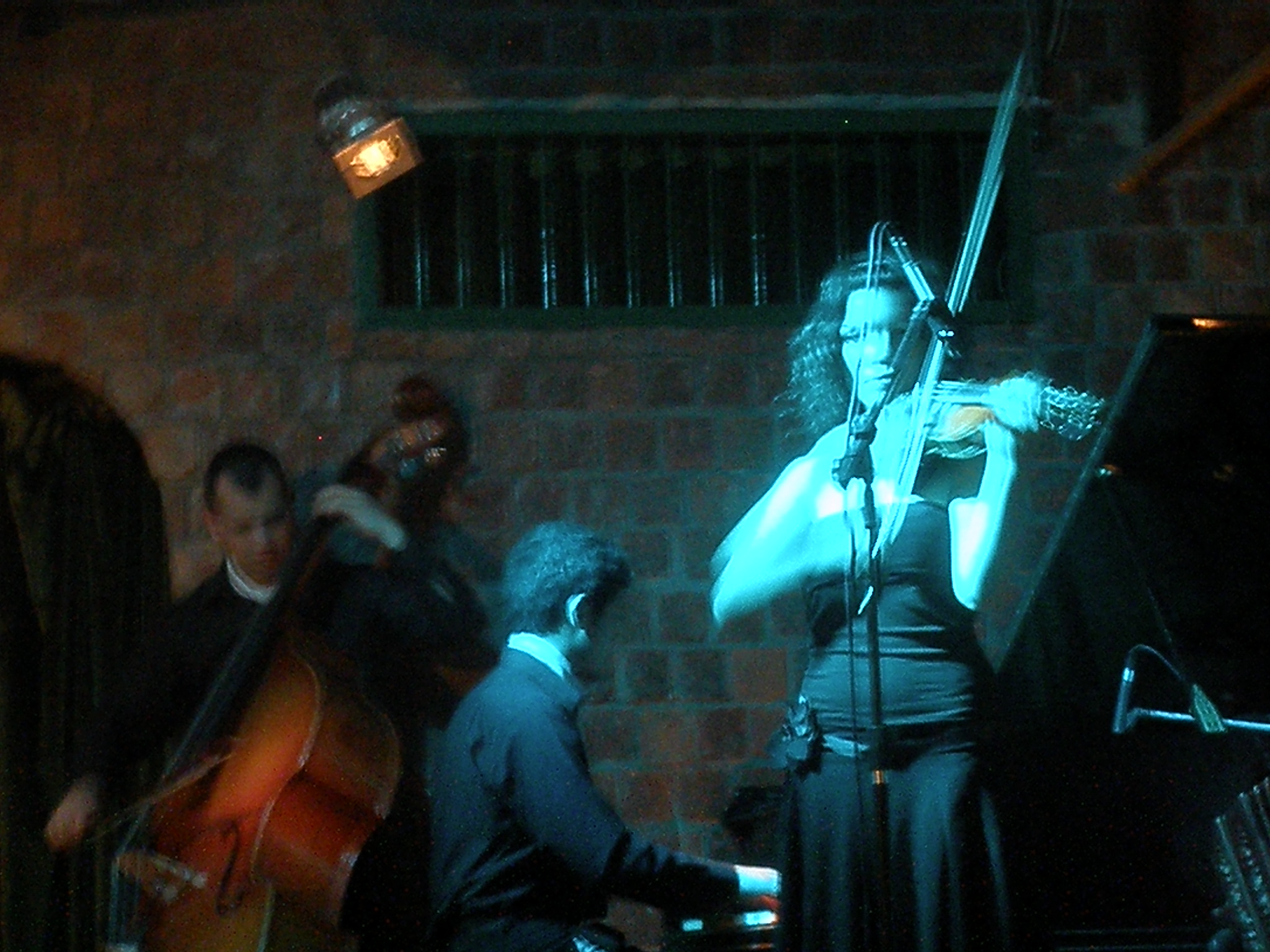 Musicians at the Tango Show