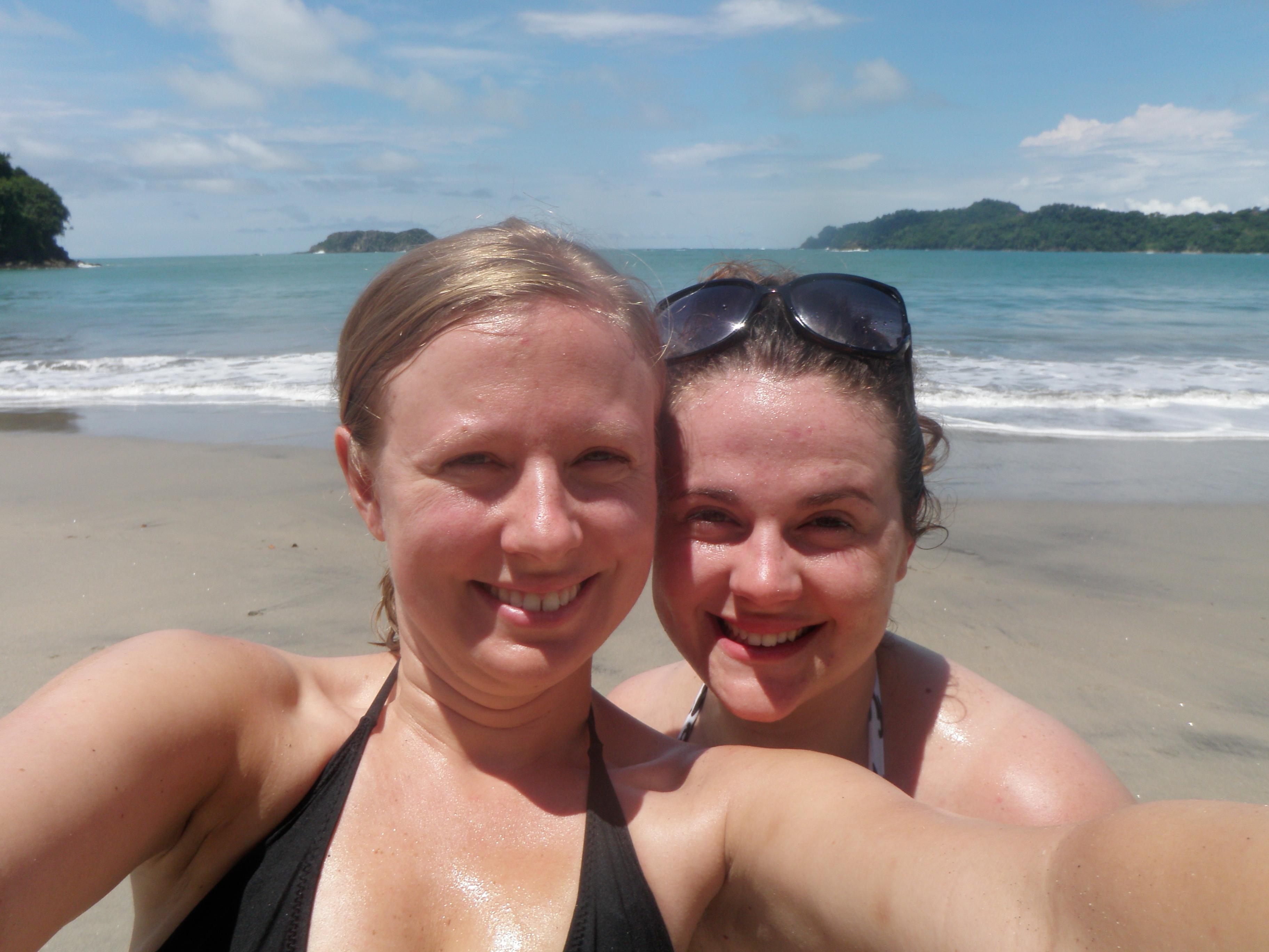 Happy Sisters!