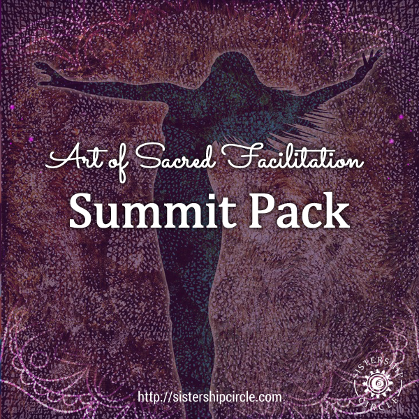 An image of the product The Art of Sacred Facilitation