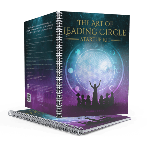 An image of the Art of Leading Circle Startup Kit Cover