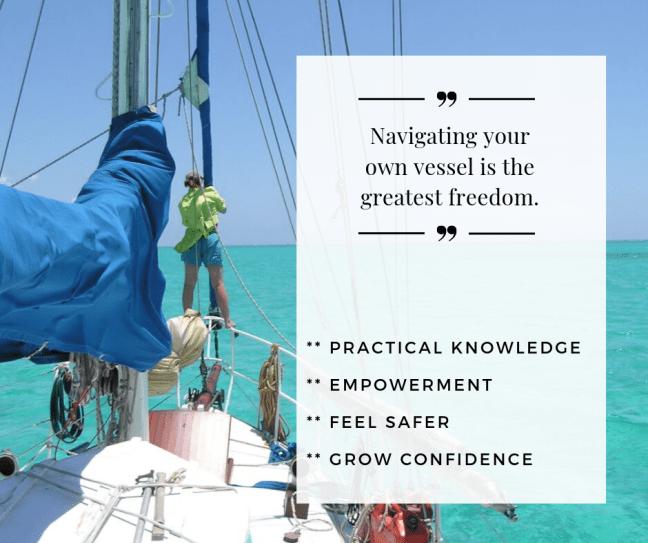 SisterShip navigation training