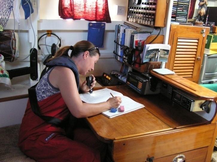 SSB HF Radio Cruising Nets and Scheds