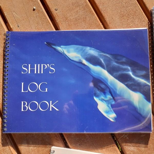 Ship's Log Book