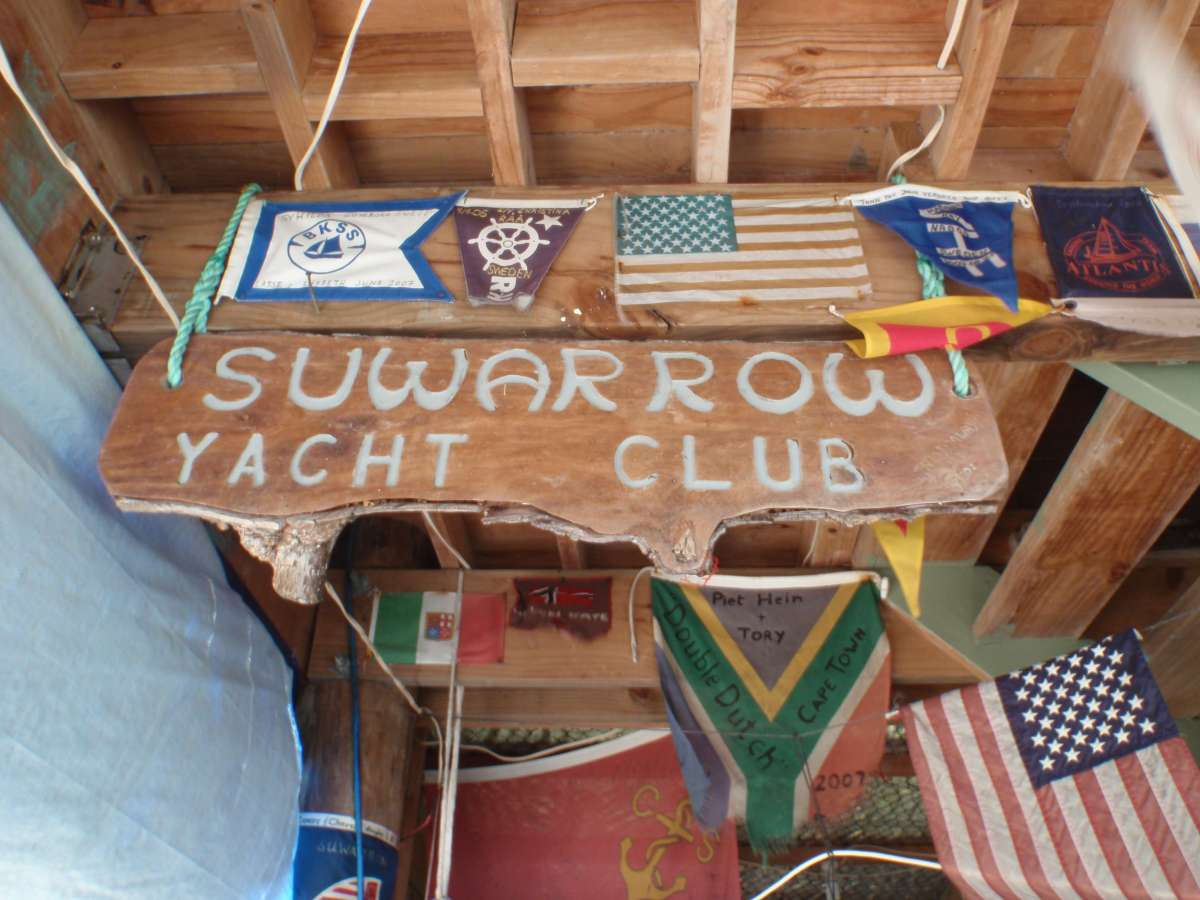 Suwarrow Yacht Club