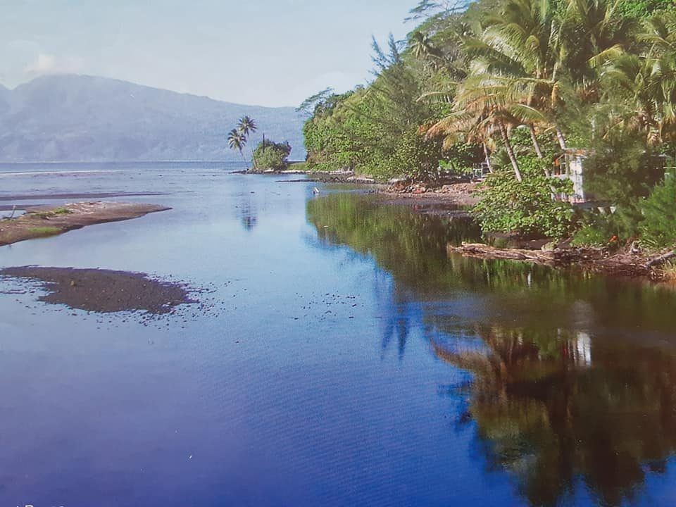 Visit Tahiti, sailing