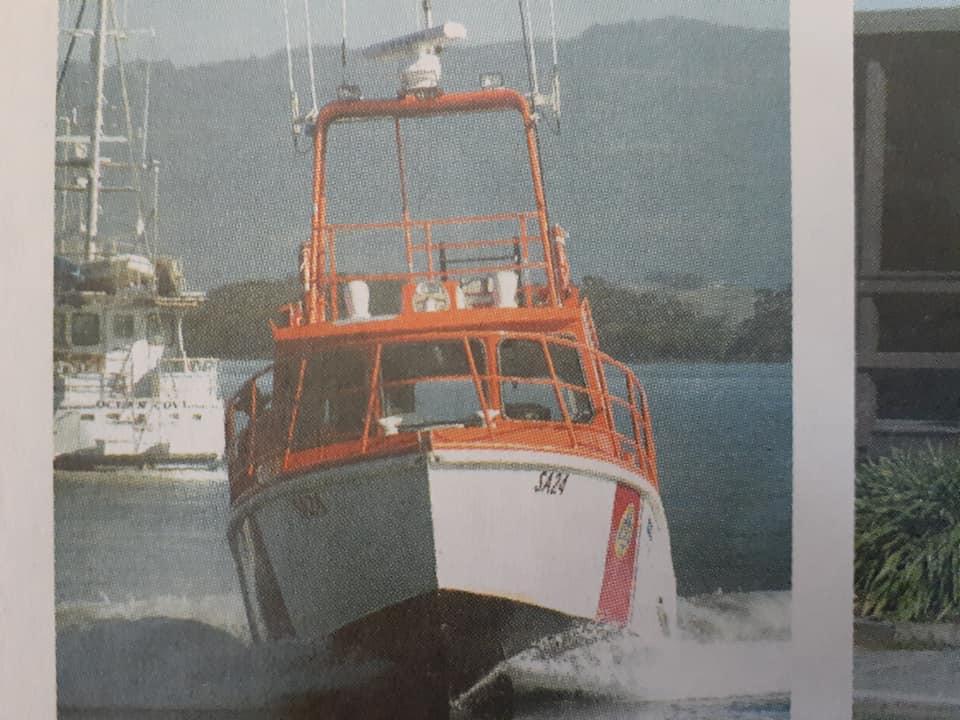 Shoalhaven Marine Rescue boats