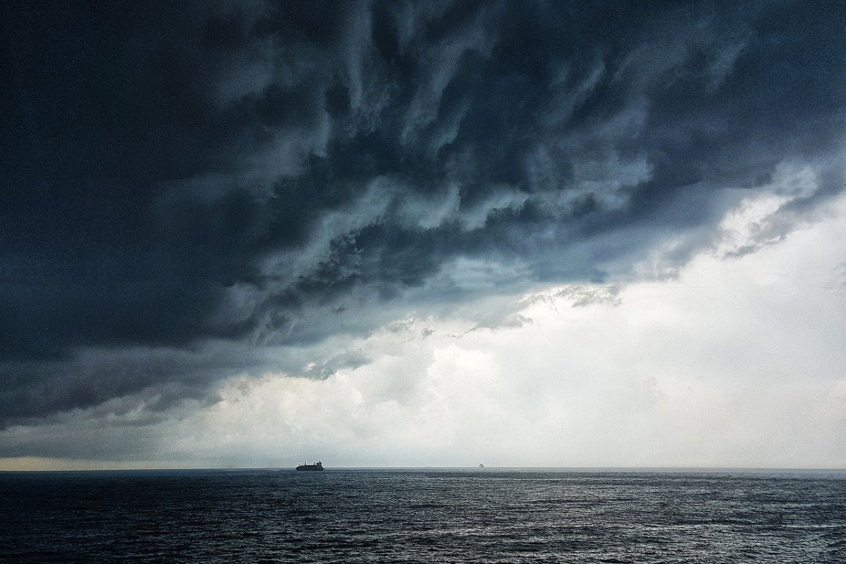 storm at sea Overdue vessel? or EPIRB Activation? What would you do?