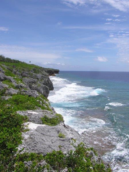 Niue - a fond memory