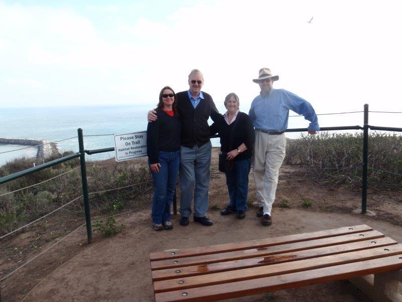 Wonderful memories, with Mum and Dad