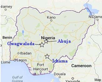 Abuja, Gwagwalada, Ichama