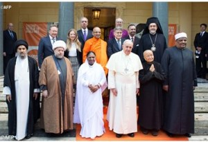 Religious Leaders December 2 2014