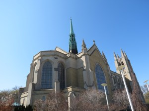 Blessed Sacrament Cathedral