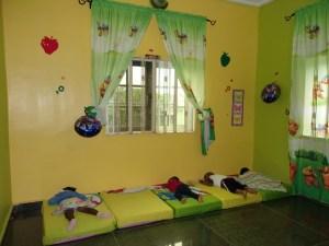 Nap time in Apo