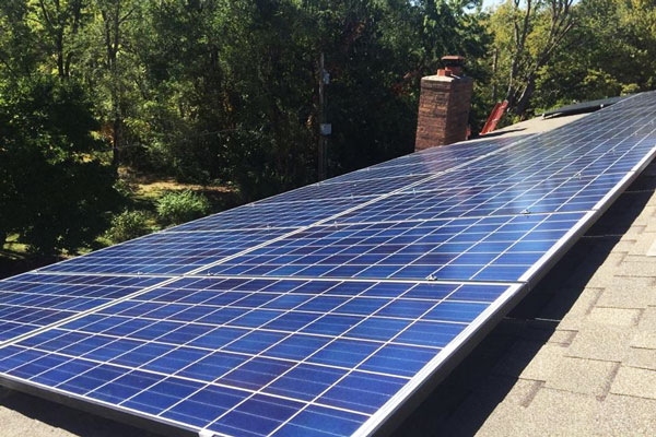 Sisters of Charity Leavenworth installs solar panels