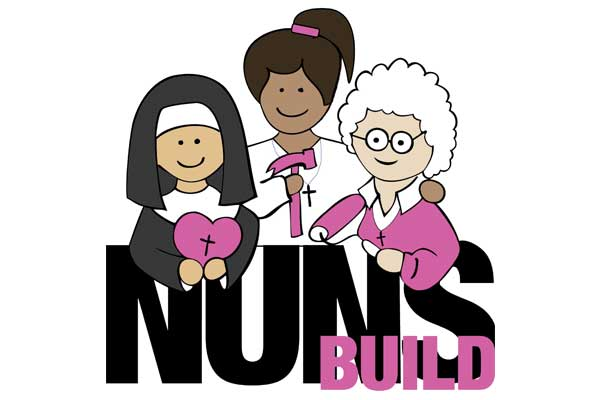 Nuns Build logo