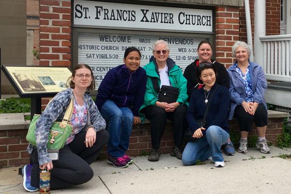 Way-of-Elizabeth-pilgrimage-participants