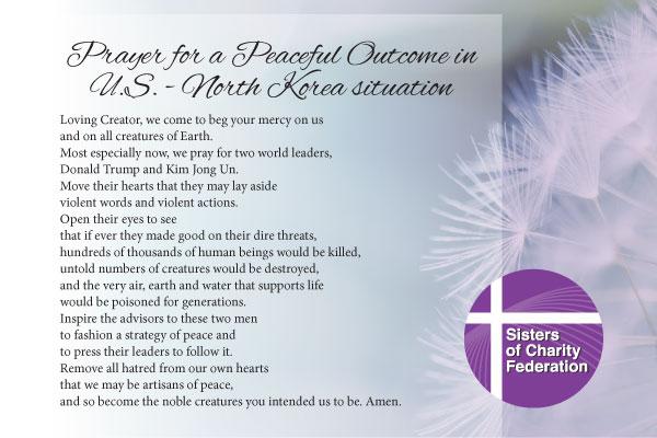 PrayerforPeacefulOutcome_USNorthKorea