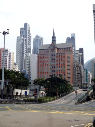 Wan Chai Chapel